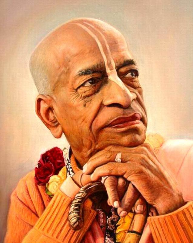 a biography of bhaktivedanta swami prabhupada aka abhay charan de